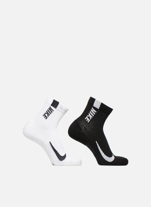 Chaussettes et collants Nike Nike Multiplier 2PR Noir vue détail/paire
