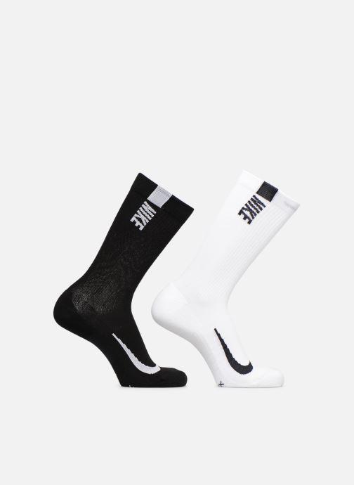Strumpor och strumpbyxor Nike U NK MLTPLIER CRW 2PR Svart detaljerad bild på paret