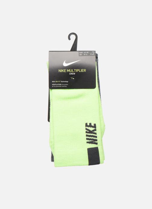 Socks & tights Nike U NK MLTPLIER CRW 2PR Grey model view