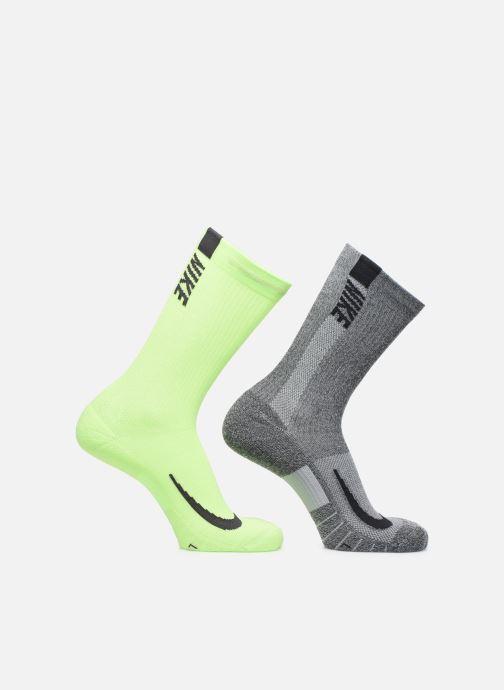 Socks & tights Nike U NK MLTPLIER CRW 2PR Grey detailed view/ Pair view