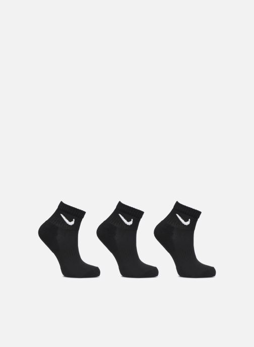 Chaussettes et collants Nike Nike Everyday Cushion Ankle Noir vue détail/paire