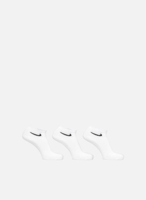 Chaussettes et collants Nike Nike Everyday Cushion Ankle Blanc vue détail/paire