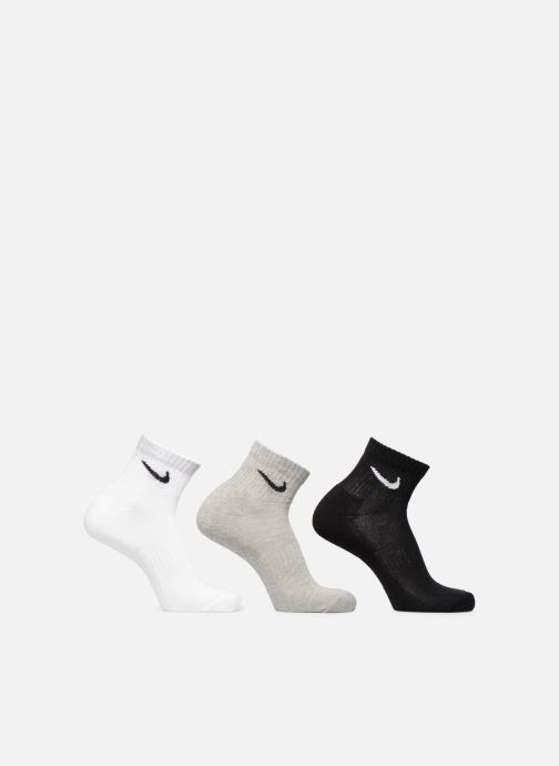 Chaussettes et collants Nike Nike Everyday Cushion Ankle Noir vue détail/paire