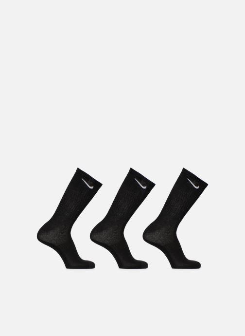 Chaussettes et collants Nike Nike Everyday Lightweight Crew Noir vue détail/paire