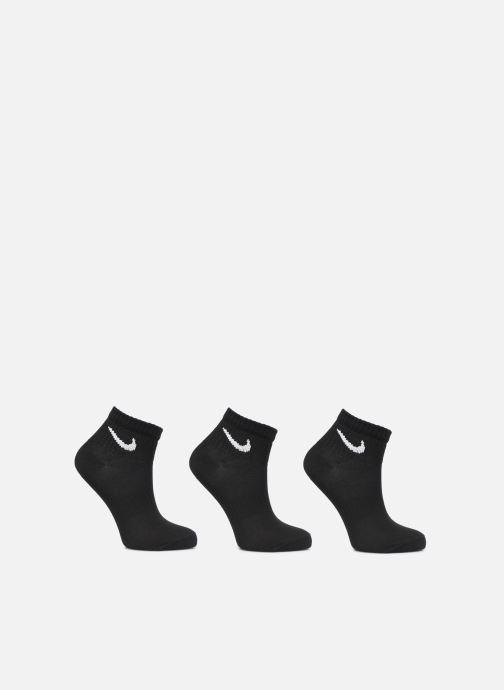 Socken & Strumpfhosen Nike Nike Everyday Lightweight Ankle schwarz detaillierte ansicht/modell