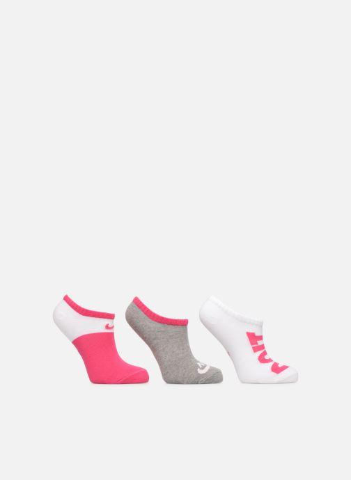 Socks & tights Nike Kids' Nike Performance Lightweight Low Training Socks (3 Pair) Pink detailed view/ Pair view