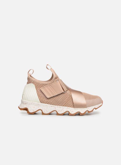 Sneaker Sorel Kinetic Sneak beige ansicht von hinten