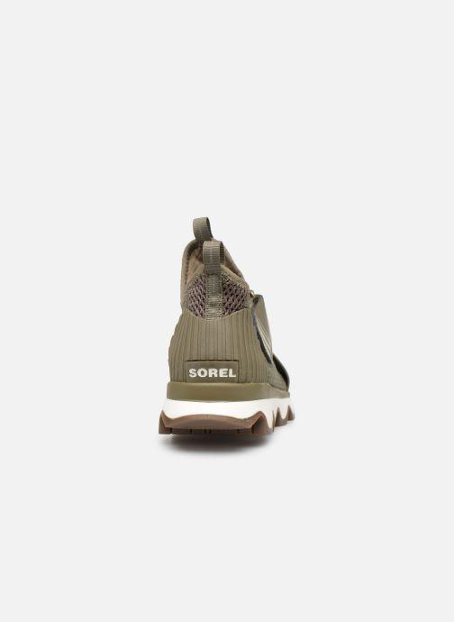 Sneakers Sorel Kinetic Sneak Grøn Se fra højre