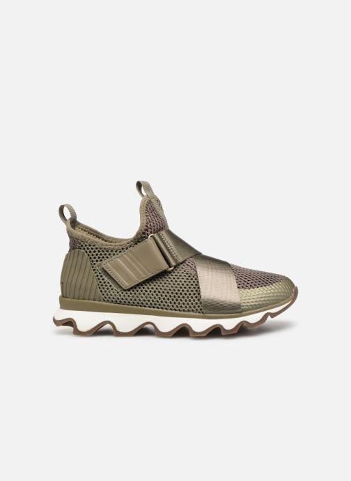 Sneakers Sorel Kinetic Sneak Grøn se bagfra
