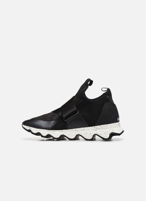 Sneakers Sorel Kinetic Sneak Nero immagine frontale