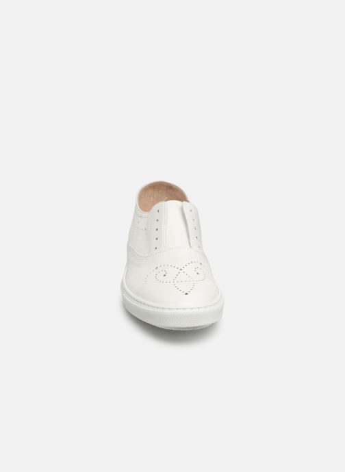 Baskets Fratelli Rossetti Hobo Sport Blanc vue portées chaussures
