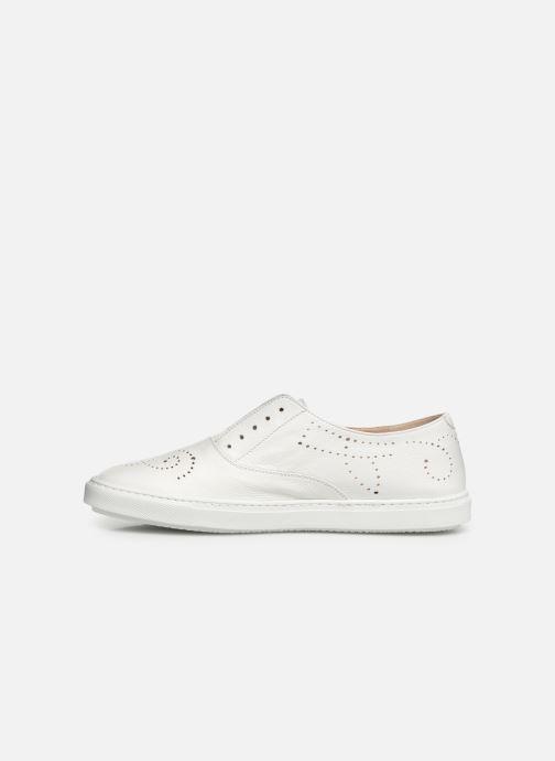 Sneakers Fratelli Rossetti Hobo Sport Wit voorkant