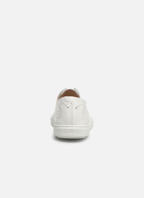 Sneakers Fratelli Rossetti Hobo Sport Wit rechts