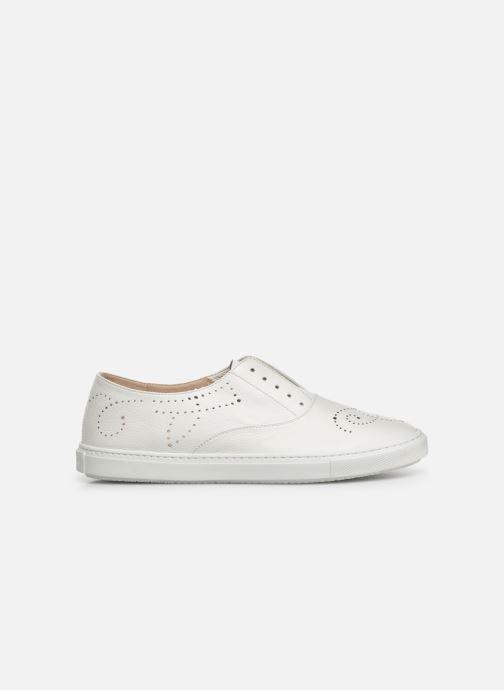 Sneakers Fratelli Rossetti Hobo Sport Wit achterkant