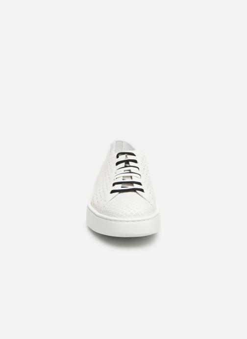 Baskets Fratelli Rossetti Fiore Blanc vue portées chaussures