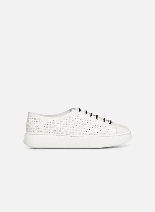 Sneakers Fratelli Rossetti Fiore Bianco immagine posteriore