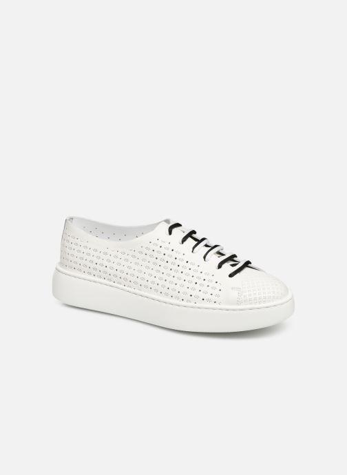 Sneakers Fratelli Rossetti Fiore Bianco vedi dettaglio/paio