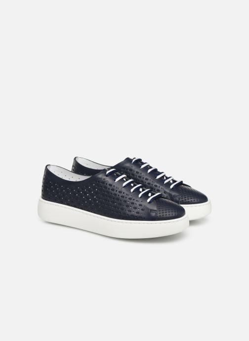 Sneakers Fratelli Rossetti Fiore Blauw 3/4'