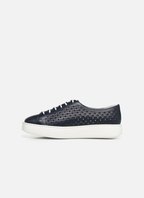 Sneakers Fratelli Rossetti Fiore Blauw voorkant