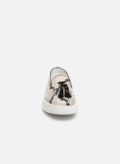 Baskets Fratelli Rossetti Frida Gris vue portées chaussures