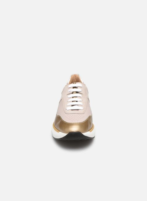 Baskets Fratelli Rossetti Flavia Rose vue portées chaussures