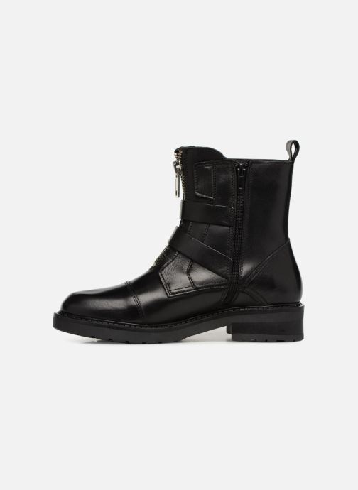Bottines et boots Bullboxer 333502E6L Noir vue face