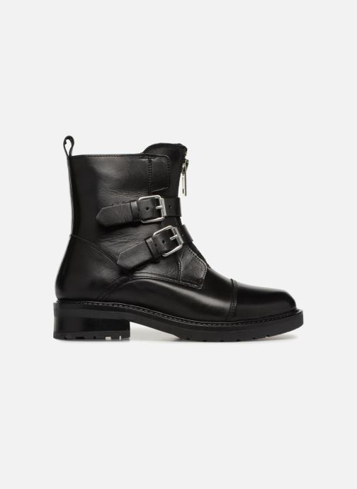 Bottines et boots Bullboxer 333502E6L Noir vue derrière