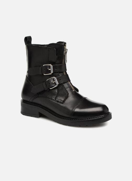 Bottines et boots Bullboxer 333502E6L Noir vue détail/paire