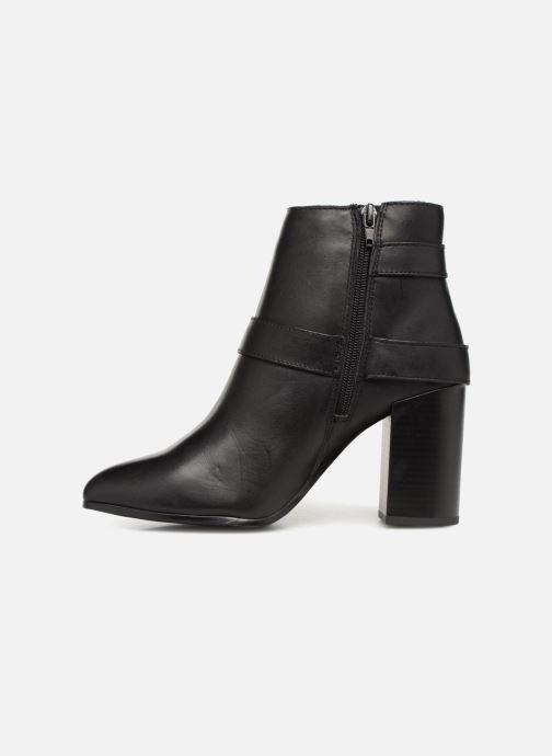 Boots en enkellaarsjes Bullboxer 381503F6L Zwart voorkant