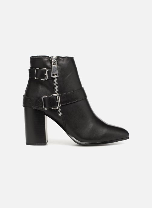 Boots en enkellaarsjes Bullboxer 381503F6L Zwart achterkant