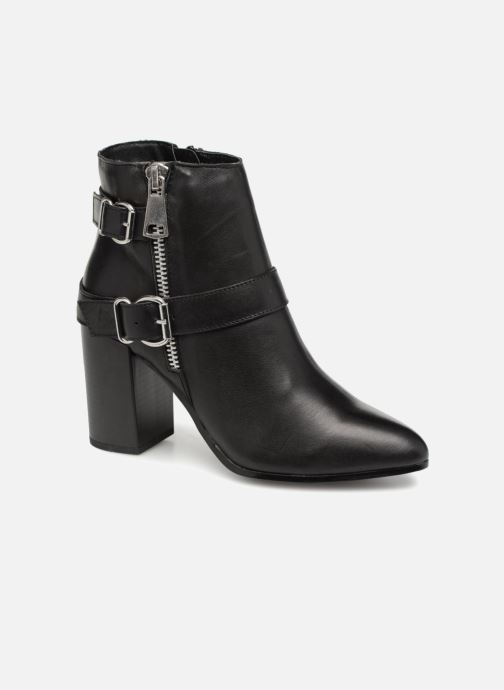 Boots en enkellaarsjes Bullboxer 381503F6L Zwart detail
