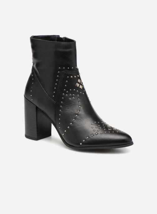 Bottines et boots Bullboxer 381505E6L Noir vue détail/paire