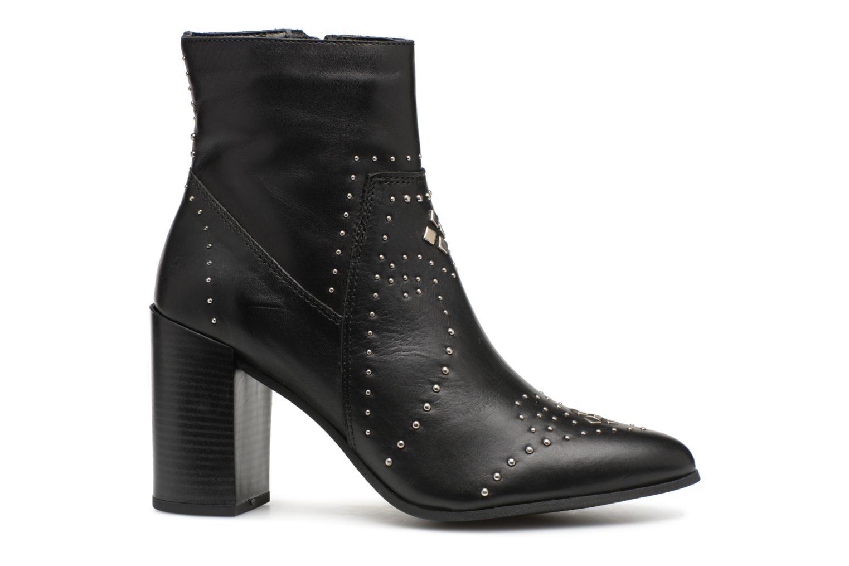 Bottines et boots Bullboxer 381505E6L Noir vue derrière