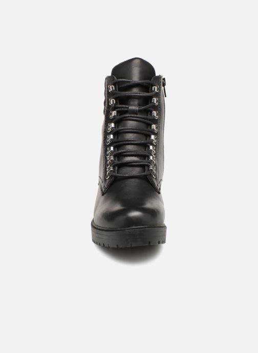 Boots en enkellaarsjes Bullboxer 387504F6L Zwart model