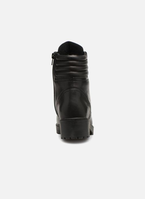 Ankle boots Bullboxer 387504F6L Black view from the right