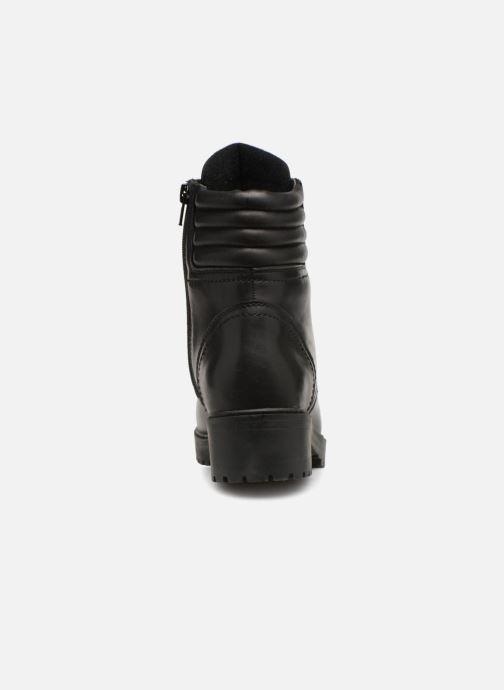 Boots en enkellaarsjes Bullboxer 387504F6L Zwart rechts