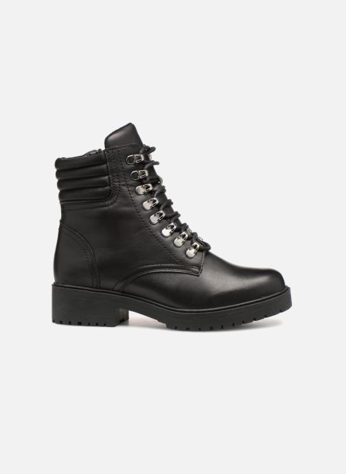 Ankle boots Bullboxer 387504F6L Black back view