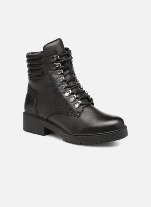 Ankle boots Bullboxer 387504F6L Black detailed view/ Pair view
