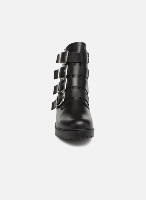 Bottines et boots Bullboxer 387517F6L Noir vue portées chaussures