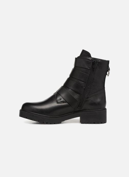 Bottines et boots Bullboxer 387517F6L Noir vue face