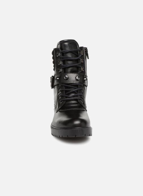 Bottines et boots Bullboxer 387522E6L Noir vue portées chaussures