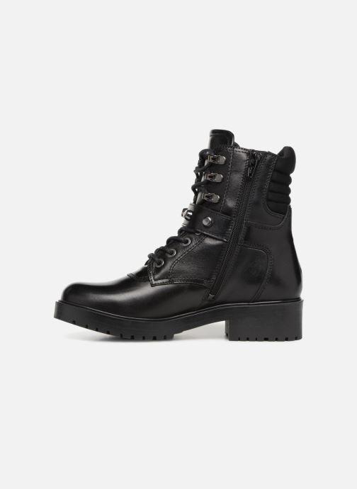 Bottines et boots Bullboxer 387522E6L Noir vue face