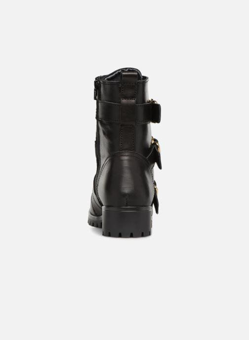Boots en enkellaarsjes Bullboxer 390504E6L Zwart rechts