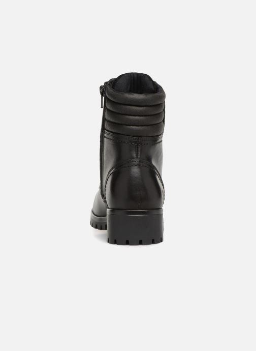 Boots en enkellaarsjes Bullboxer 390508E6L Zwart rechts