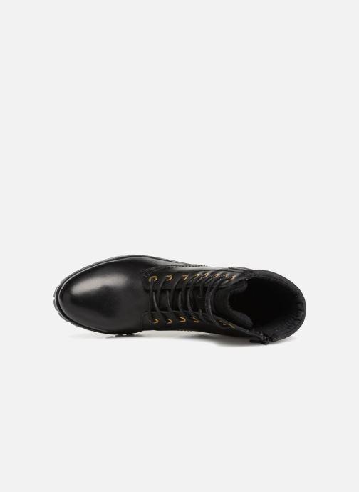 Boots en enkellaarsjes Bullboxer 390508E6L Zwart links