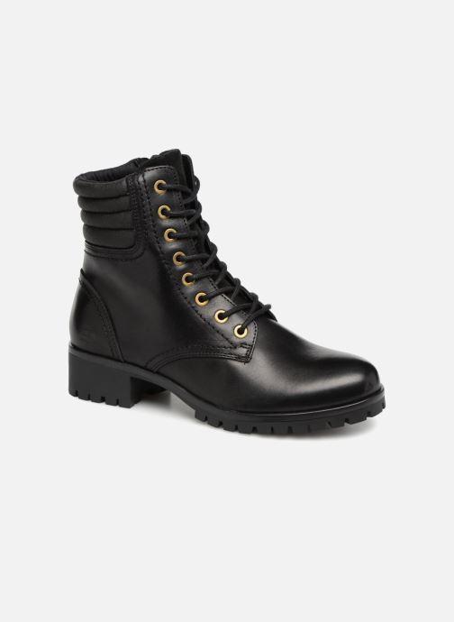 Boots en enkellaarsjes Bullboxer 390508E6L Zwart detail