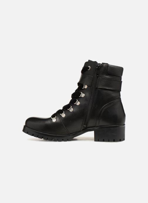 Bottines et boots Bullboxer 390510E6L Noir vue face