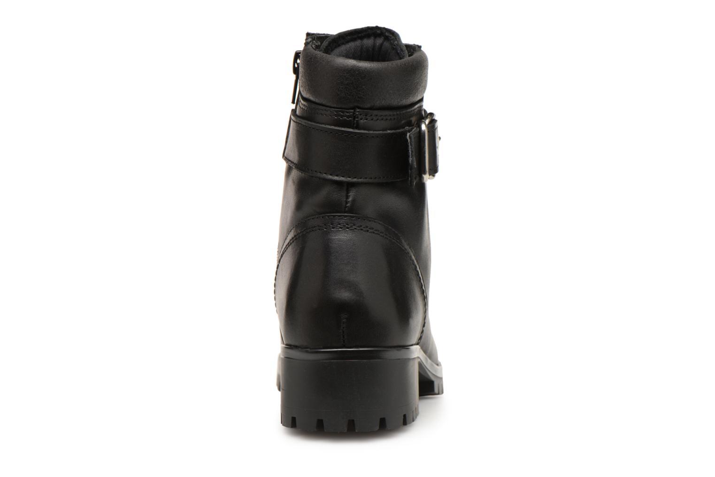 Bottines et boots Bullboxer 390510E6L Noir vue droite