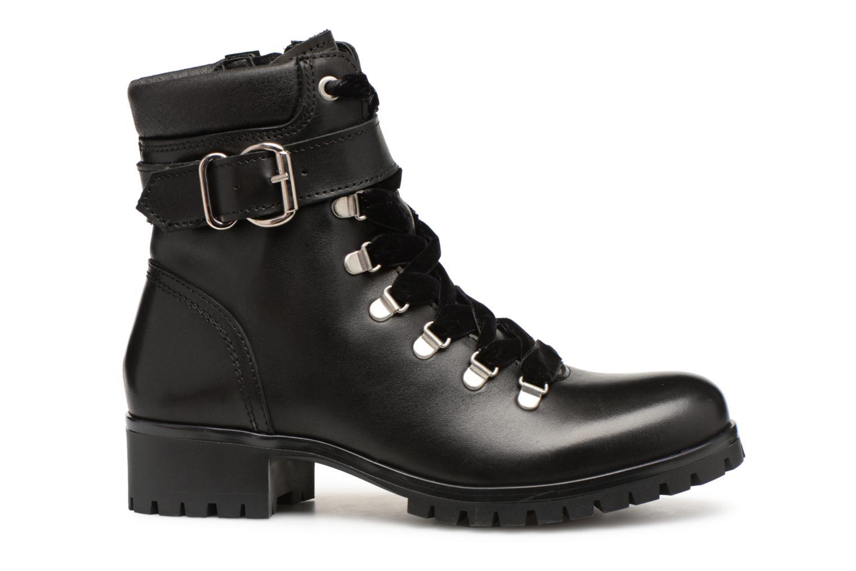 Bottines et boots Bullboxer 390510E6L Noir vue derrière