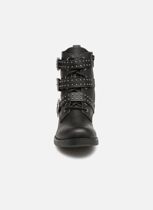 Bottines et boots Bullboxer 434520F6S Noir vue portées chaussures